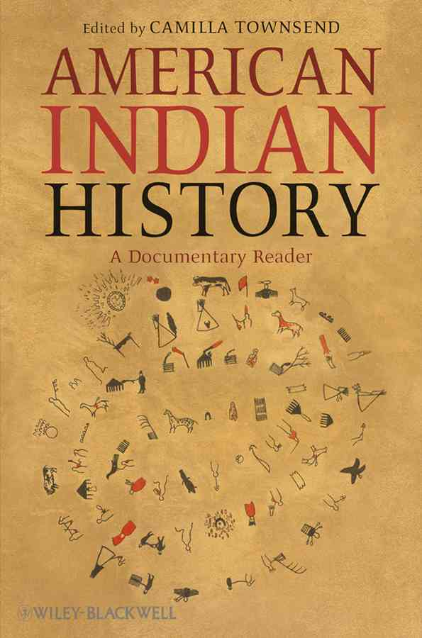 American Indian History By Townsend, Camilla (EDT)